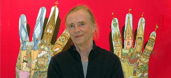 """Ulf Harten: """"Hamburg Total – Die Ausstellung"""""""