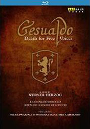 "Werner Herzog: ""Gesualdo – Death for Five Voices"" DVD"