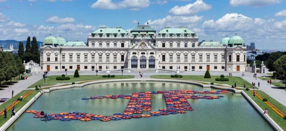 """Ai Weiwei in Wien """"Translocation – Transformation"""""""