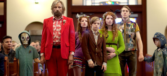 Captain Fantastic Film Trailer