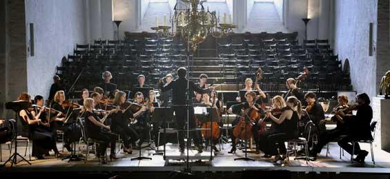 Ensemble Resonanz: Gastspiel in der Staatsoper und neue CD mit C.P.E. Bach
