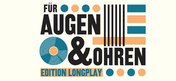 Für Augen & Ohren – Kunst und Vinyl