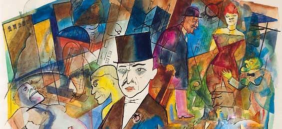 George Grosz – Der große Zeitvertreib