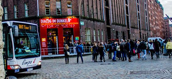 Die 16. Lange Nacht der Museen in Hamburg