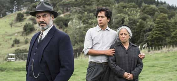 Mahana Eine Maori-Saga Film Trailer