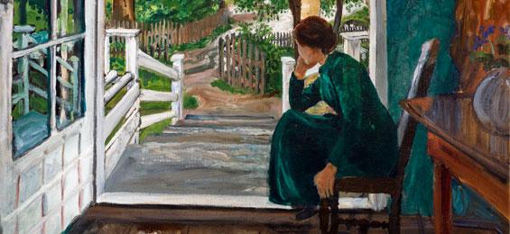 Nikolai Astrup – Norwegen. Eine Entdeckung in der Kunsthalle Emden