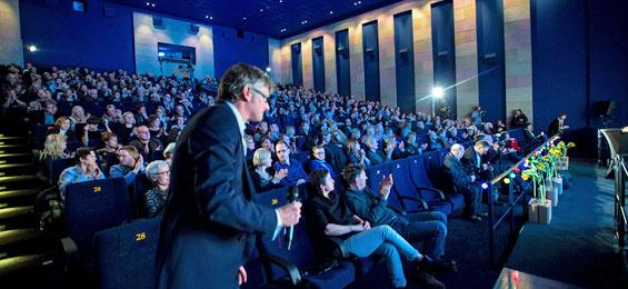 Nordische Filmtage Lübeck 2016