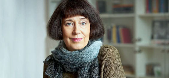 Olga Martynova zu Gast im Lübecker Buddenbrookhaus - Der Engelherd