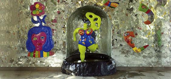 Niki des Saint Phalle im Sprengel Museum Hannover