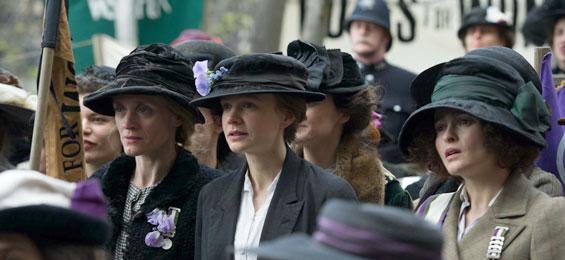 Suffragette Film Trailer