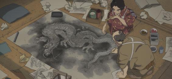 Miss Hokusai Film Trailer