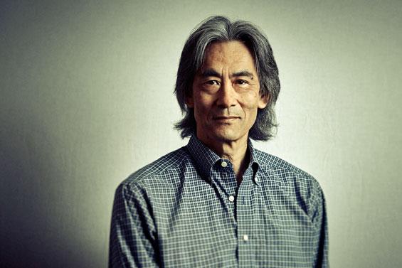 Kent Nagano Foto Steven Haberland