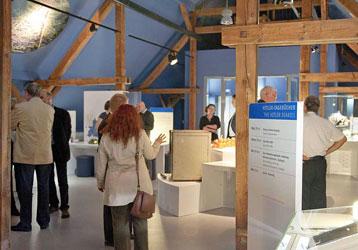 Hamburger Polizeimuseum Dachgeschoss