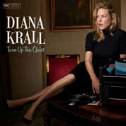 COVER Diana Krall Turn Up The Quiet