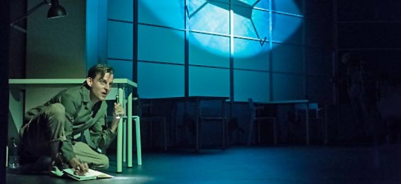Ernst Deutsch Theater: 1984 – George Orwell Foto Oliver Fantitsch