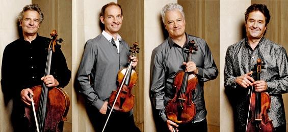 Edelzarte Miniaturen und ganz großer Schubert – mit dem Auryn Quartett Foto Manfred Esser