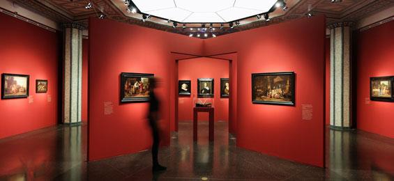 Die Geburt des Kunstmarktes. Rembrandt, Ruisdael, van Goyen und die Künstler des Goldenen Zeitalters