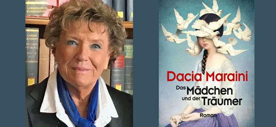 Dacia Maraini – Das Maedchen und der Traeumer Foto Yoi Maraini
