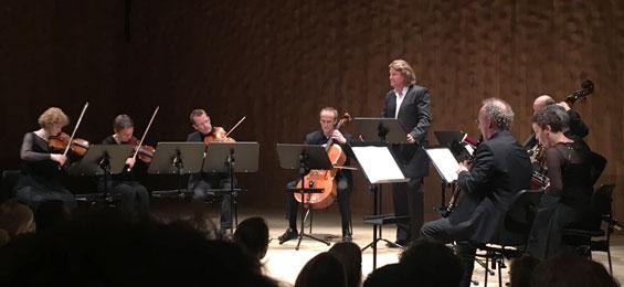 Klaus Florian Vogt als Fahrender Geselle in der Elbphilharmonie