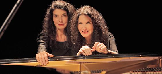 Roots – Katja und Marielle Labèque zum Schleswig-Holstein Musik Festival in der Laeiszhalle