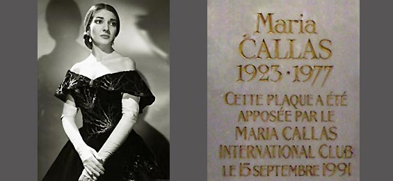 Maria Callas – zum 40. Todestag am 16. September 2017