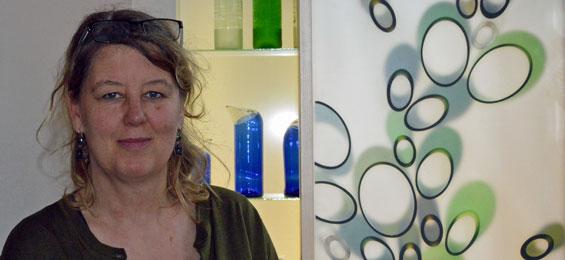 Sybille Homann – Glasdesign aus Hamburg St. Pauli