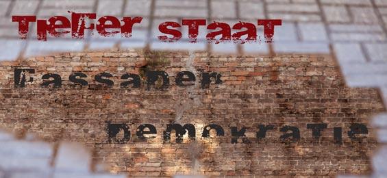 Fassadendemokratie und tiefer Staat. Auf dem Weg in ein autoritaeres Zeitalter