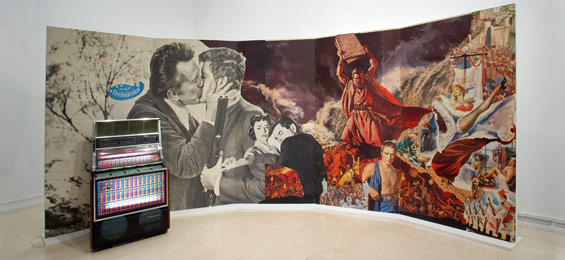 Kunstmuseum Wolfsburg: This is Tomorrow. Pop Art in Great Britain - FUN HOUSE