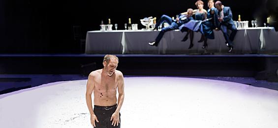 Ein Blick in die Kindheit der Oper: Monteverdi – Il Ritorno d'Ulisse in Patria Foto Monika Rittershaus