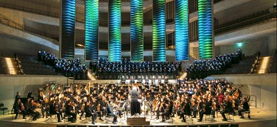 Mahlers Achte: Sinfonie der Tausend