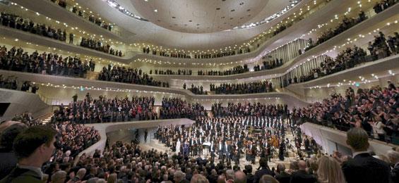 Eröffnungskonzert Elbphilharmonie F-Michael-Zapf