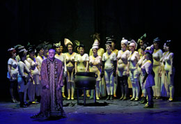 Staatsoper Hamburg - Macbeth.