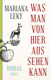 Mariana Leky Buchumschlag