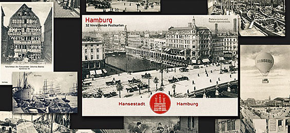 Werner Bokelberg: Mein Hamburg vor 100 Jahren