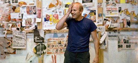 James Rosenquist. Eintauchen ins Bild– vom Plakatmaler zur Pop-Art-Ikone