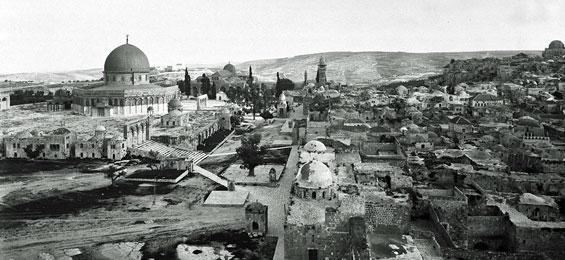 Welcome to Jerusalem – die Heilige Stadt zwischen Himmel und Hölle