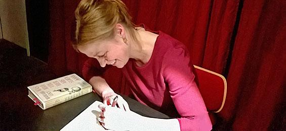 Mariana Leky Foto: Marion Hinz