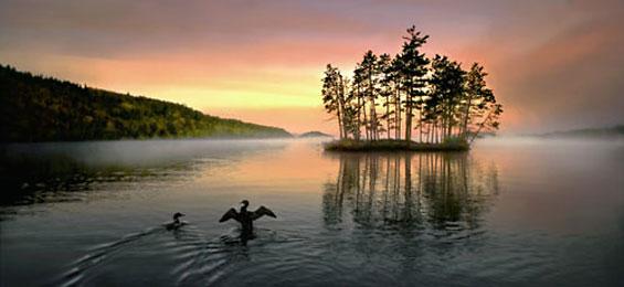 Ein ganz besonderer Naturfotograf: Jim Brandenburg