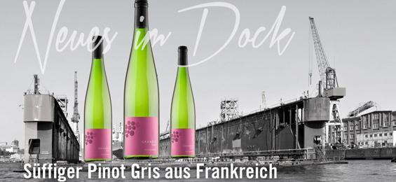 Wein-Port.de Pinot Gris Reserve AOC 2015 GRAND C