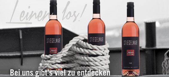 Wein-Port.de - Der Hafen feiner Weine Stiegelmar Rose