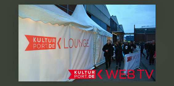 Elbjazz 2015 Kultur-Port.De Lounge powered by Hamburger Volksbank
