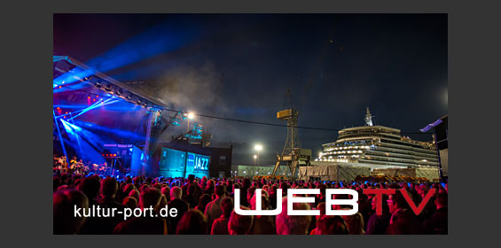 Elbjazz 2014 Kultur-Port.De Lounge powered by Hamburger Volksbank