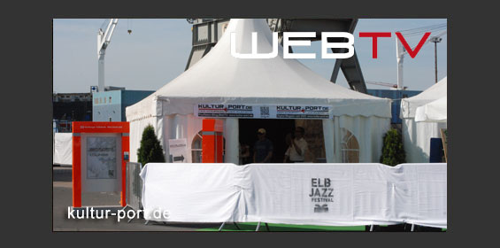 Kultur-Port.De Lounge powered by Hamburger Volksbank