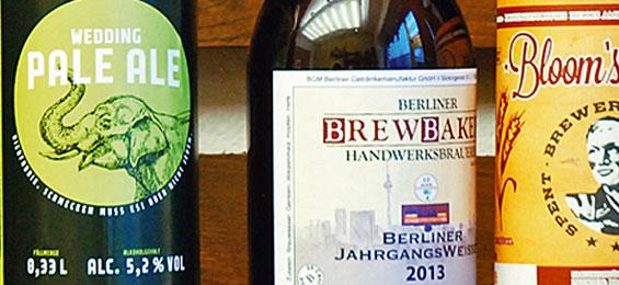 Peter Korneffel: Biermanufakturen in Berlin