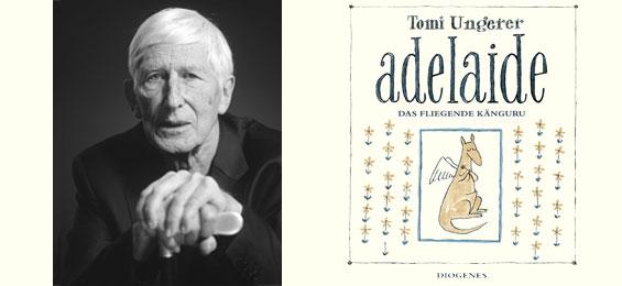 Tomi Ungerer Adelaide - Diogenes