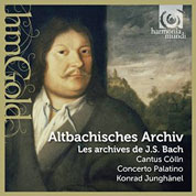 Altbachisches Archiv CD-Cover