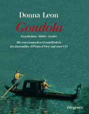 Gondeln Donna Leon, Cover