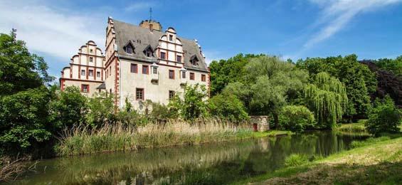 Schloss Windischleuba –Foto Hedwig Storch