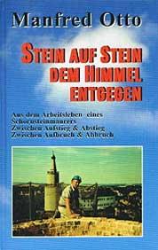Buchumschlag Manfred Otto Stein auf Stein