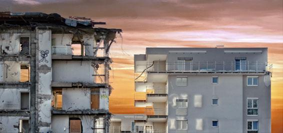 Daniel Fuhrhop Verbietet das Bauen! Eine Streitschrift. Foto Chris Kness